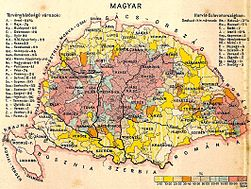 Magyars (Hungarians) in Hungary, census 1890.jpg