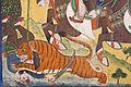 Maharao Ram Singh II of Kota (reigned 1827-1866) Hunting with Maharao Ram Singh of Bundi (reigned 1828-1866) LACMA M.75.19 (4 of 9).jpg