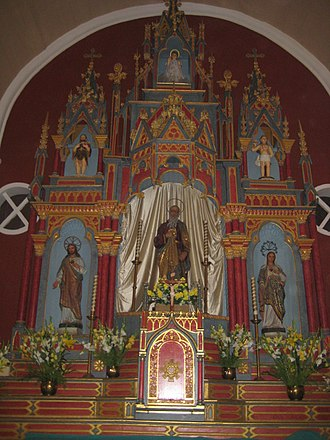 St. Andrew's Church, Mumbai - The Main Alter