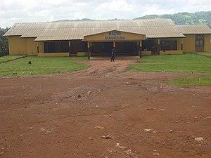 Biankouma - Image: Mairie Biankouma