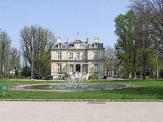 Choisy-le-Roi - The town hall of Choisy-le-Roi