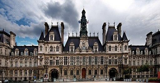 Mairie Paris Luc Viatour