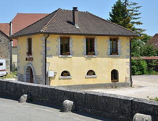 Pompierre-sur-Doubs Commune in Bourgogne-Franche-Comté, France