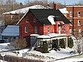 """Maison """"GEORGES-TREMBLAY"""" en brique rouge, typique de Richmond, Québec - panoramio.jpg"""