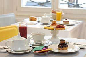 Maison Pradier - Salon de thé