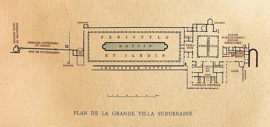 Maison des Papyrus