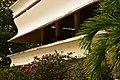 Maison moderniste, Villa Monplaisir angle nord, détail. Martinique, Fort-de-France, quartier Bellevue. Classé Monument historique. Architecte Louis Caillat, 1932-.jpg