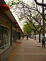 Makeshift stores before a real estate construction site 建筑工地前的临时店铺 - panoramio.jpg