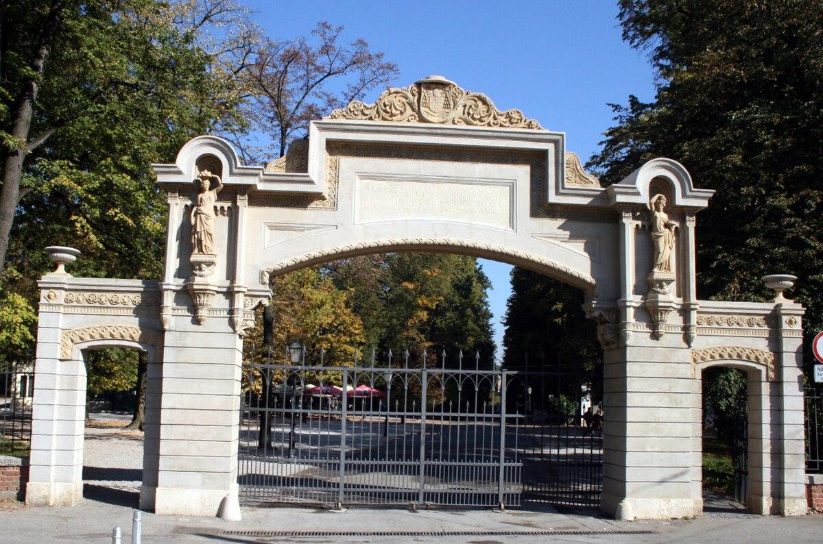Maksimir Park - Wikipedia