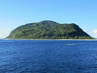 Makura Island island in Vanuatu