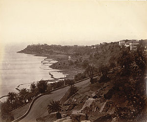 Malabar Hill - Image: Malabarpoint governmenthouse bombay