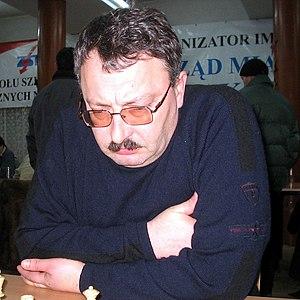 Vladimir Malaniuk - Vladimir Malaniuk at Kraków 2006