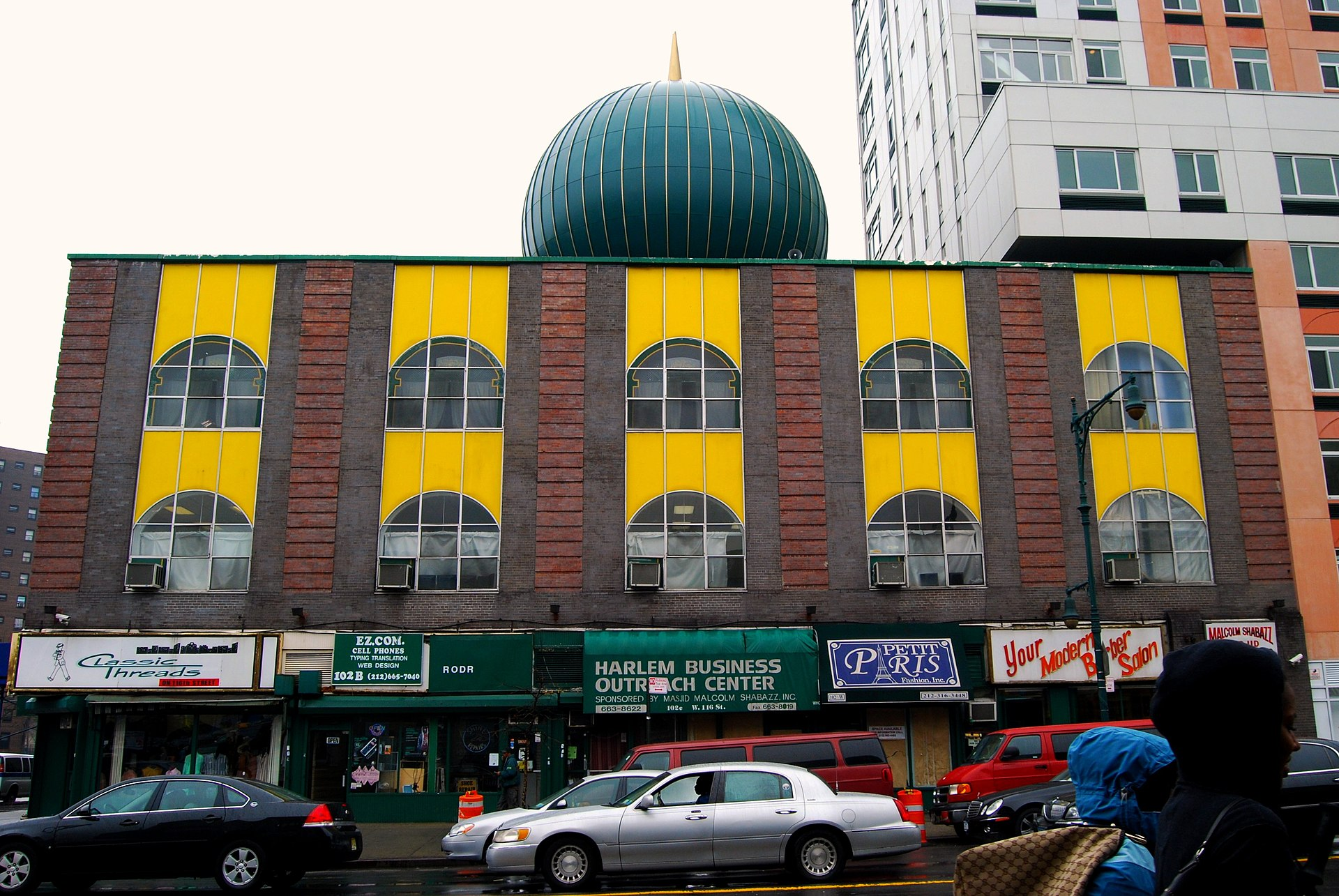 Mosque Shooting Wikipedia: 1972 Harlem Mosque Incident