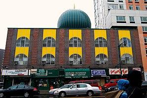 Masjid Malcolm Shabazz