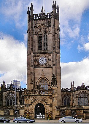 Chetham's School of Music - Manchester Cathedral has been associated with Chetham's since its beginning, when it was a church and the school was built as accommodation for its priests, choristers and clerks.