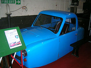 Thundersley Invacar