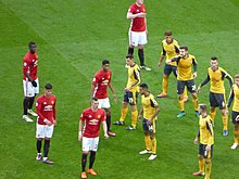 Arsenal F C Manchester United F C Rivalry Wikipedia