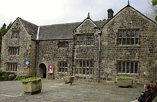 Heritage centre, Historic house museum, Interpretation centre in West Yorkshire, England