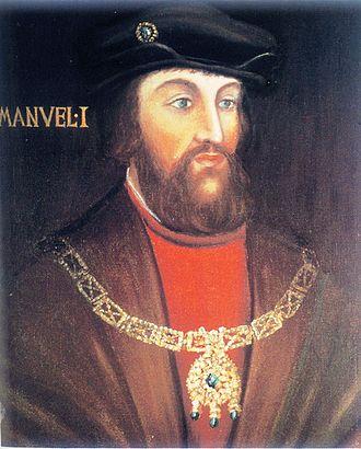 Manuel I of Portugal - Image: Manuel I