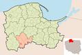Map - PL - powiat chojnicki - miasto Chojnice.PNG
