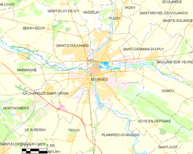 Map commune FR insee code 18033.png