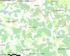Map commune FR insee code 19241.png