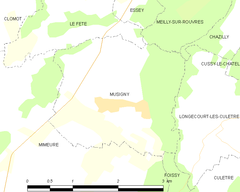 Map commune FR insee code 21447.png