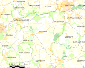 Map commune FR insee code 29180.png