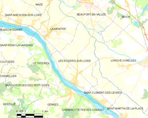 Map commune FR insee code 49261.png