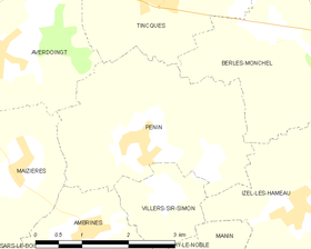 Map commune FR insee code 62651.png