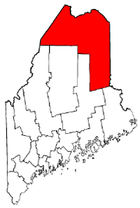 Map of Maine highlighting Aroostook County.png