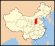 Map of PRC Shanxi.svg