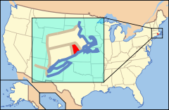Map of USA RI.svg