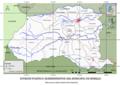 Mapa de la división político administrativa del Municipio de Murillo.png