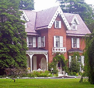 Maple Lawn United States historic place