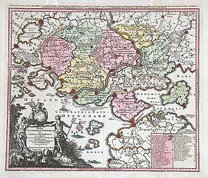 An Atlas of Fantasy