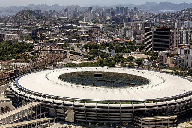 Ceremonia de inauguración juegos olímpicos Rio de Janeiro 2016