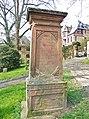 Marburg Friedhof Barfüßertor 041 Epitaph Junghenn 1851.JPG
