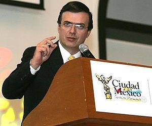 Mexican Federal District election, 2006 - Image: Marcelo ebrard casaubon