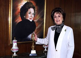 Ariel Award for Best Actress - Marga López was nominated seven times winning twice for Salón México (1950) and La Entrega (1955).