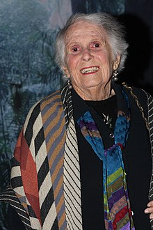 Margaret Fulton at Entertainment Quarter, Fox Studios, Sydney, September 2012.jpg