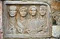 Maria Saal Propsteikirche Suedwand Grabrelief Portraetnische 06012014 563.jpg