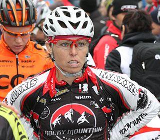 Marie-Hélène Prémont Canadian mountain bike racer