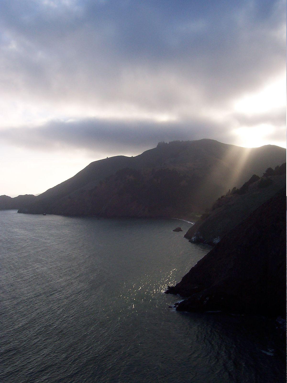 Bien-aimé Marin Headlands - Wikipedia RO07
