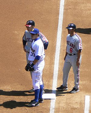 "Turn Back the Clock (baseball) - The Seattle Mariners and the Cleveland Indians participated in a ""Turn Back the Clock"" promotion in 2008 where they wore throwback uniforms from the 1989 season."