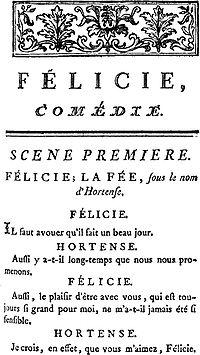 Félicie cover