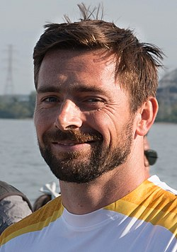 Mark Oldershaw at BSOMF 2015 (cropped).jpg