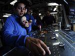 "Marking aircraft movements on ""Ouija board"" DVIDS119314.jpg"