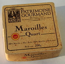 G Coating Maroilles cheese - Wik...