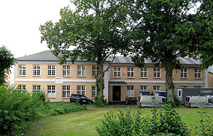 Marselisborg Gymnasium - Marselisborg Gymnasium